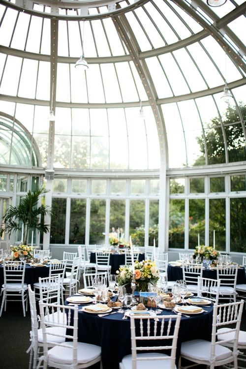 navy-yellow-wedding-inspiration