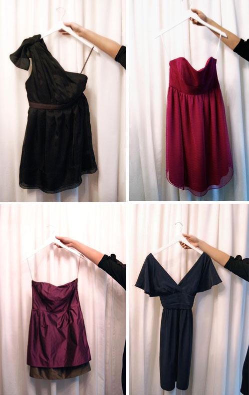 Thread-bridesmaid-cute-attractive-dresses