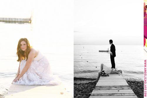 wedding-pier-ocean-beach-picture-sunset