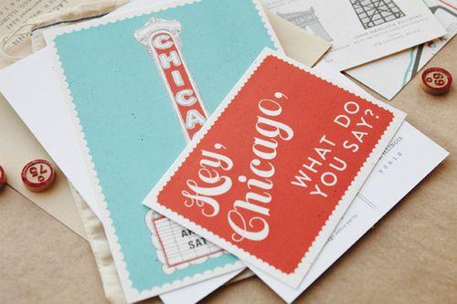 chicago-vintage-inspired-wedding-invitation