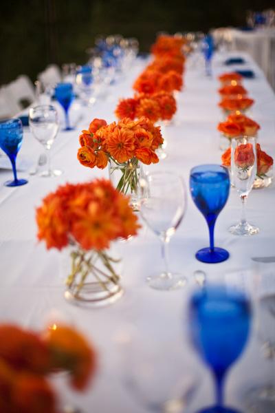 orange-wedding-centerpieces
