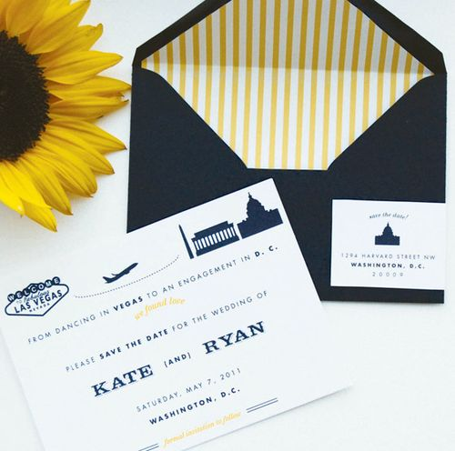 yellow-striped-envelope-liner
