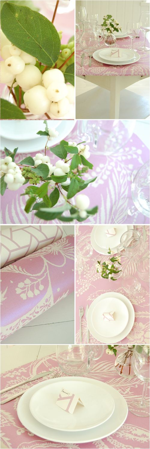 vintage_wallpaper_diy table_place card