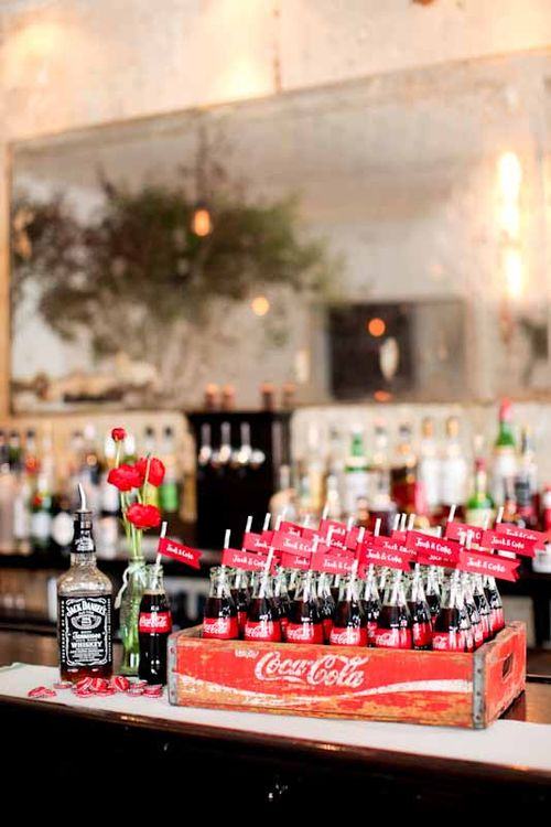 specialty drink-old-coke bottles-nostalgia