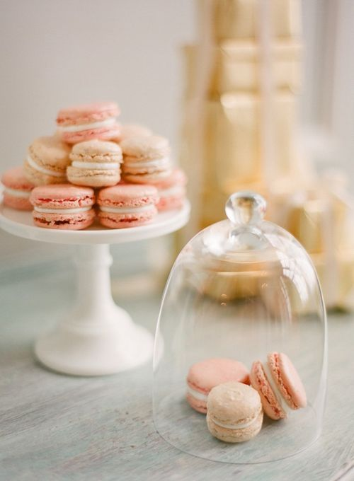 french macaroons-wedding-dessert-ideas