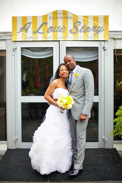 Yellow Gray And White Wedding Colors - Unique Wedding Ideas