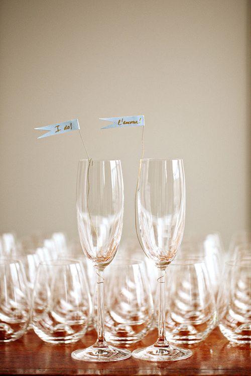 wedding-flag-decor-champagne-glass