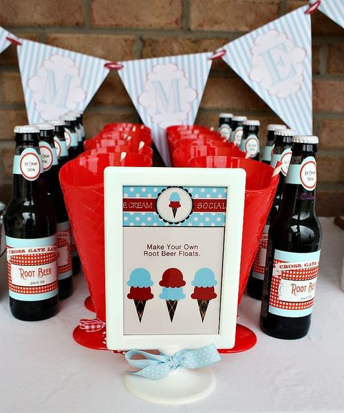 Make-your-own-root-beer-float