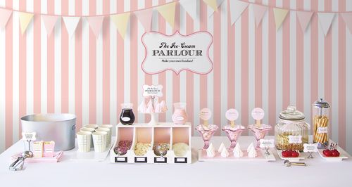 Ice-cream-station-for-wedding